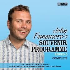 john finnemore u0027s souvenir programme series 5 the bbc radio 4