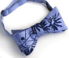 white and blue bows custom color bow ties you the color by cyberoptix