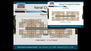 flats in neral mumbai with best floor and unit plans xrbia neral