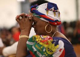 Haitian Flag Day Photos Miami U0027s Little Haiti Awaits Decision On Haitian Temporary