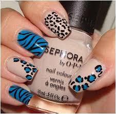 zebra pattern nail art zebra print nail art graham reid
