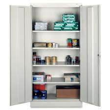 Tennsco Bookcase Tennsco 7218lgy Tennsco Full Height Standard Storage Cabinet