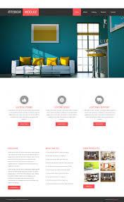 home interior website templates house design plans