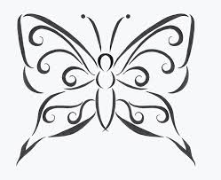 simplistic design disigns butterfly designs