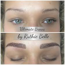 New Eyebrow Tattoo Technique The New Kid On Block Introducing The Revolutionary Ultimate Brow