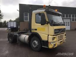 new volvo tractor trailers for sale used volvo fm7 290 apk tüv tm 07 2018 tractor units year 1999
