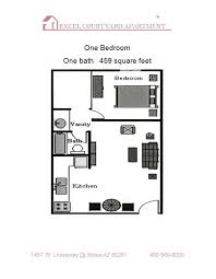 Drawing Floor Plans In Excel Excel Courtyard Apartments Mesa Az Apartment Finder