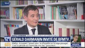 siege de bfm tv gérald darmanin candidat à la mairie de lille dans 3 ans tout