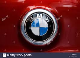 bmw logo munich germany 21st mar 2017 the bmw logo photoghraphed