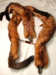 should you feel guilty about wearing vintage fur collectors weekly