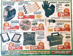 harbor freight black friday 2016 ad scan and sales slickguns