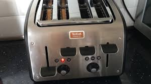 T Fal Toaster Tefal Maison 4 Slice Toaster Review Youtube