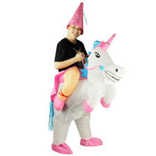 Womens Unicorn Halloween Costume Inflatable Adults Halloween Costumes Inflatable Halloween