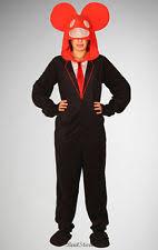 Deadmau5 Head Costume Halloween Deadmau5 Head Costumes Reenactment Theater Ebay