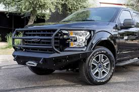 Buy Ford F 150 Honeybadger Winch Front Bumper