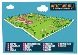 overstrand hall outdoor education and activity centre kingswood