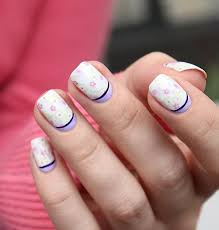 lovely spring nail art ideas 2017 spring nails pink roses and