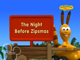 the night before zipsmas a gift for zooter christmas specials