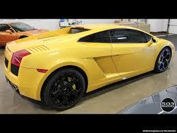 Lamborghini Gallardo Old - 2004 lamborghini gallardo yellow black 6 speed manual w 21k miles