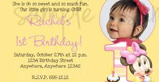 invitation for first birthday choice image invitation design ideas
