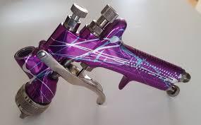 devilbiss gti limited edition 1 3 spray gun spray gun with new