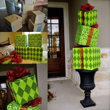 Outdoor Christmas Decorations Used by 44 Cheery And Expressive Diy Outdoor Christmas Decorations That Is