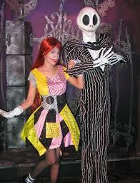 Sally Jack Halloween Costumes Jack Sally Costume