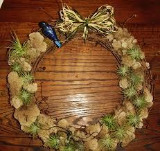 make a wreath forest garden