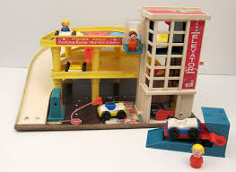 Plan Toys Parking Garage Sale by Fisher Price Parking Ramp Service Center Parking Garage With