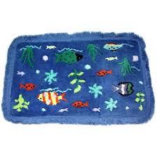 Fish Bath Rug Fish Bath Rugs Jeux De Decoration
