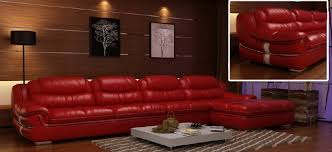 Living Room Red Leather Furniture Sets Waco Texas  Fonky - Red leather living room set