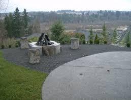 Backyard Fire Pit Ideas Landscaping by Very Small Backyard Landscaping Ideas Rustic 85 Patio And