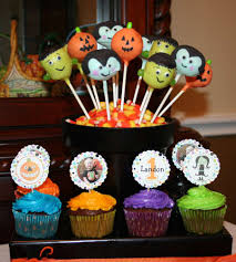 halloween first birthday halloween party ideas photo 1 of 24