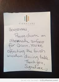 Funny Hotel Memes - housekeeping at the hotel left my friends a message lolz humor