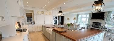 kitchens country elegant home design