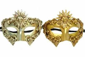cool mardi gras masks classic vintage venetian ancient inspired