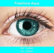 aqua color contacts buy quality prescription colored