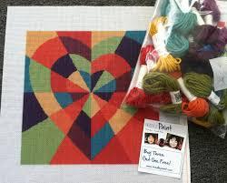 needlepoint kit needlepoint kits and canvas designs