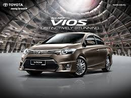 toyotas new car toyota vios rental budgetcatcher chiang mai and phuket