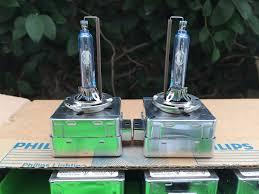 2x new genuine oem volvo s60 c30 c70 xc60 xenon d3s bulbs hid