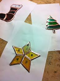 diy stained glass ornaments diary of an crafter