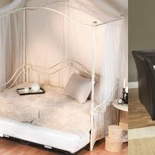 White Daybed With Pop Up Trundle Bedroom Dazzling Daybeds With Trundle For Your Small Bedroom