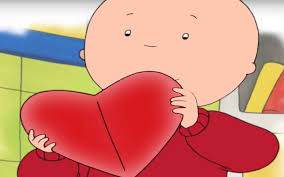 caillou full episodes mystery valentine long compilation