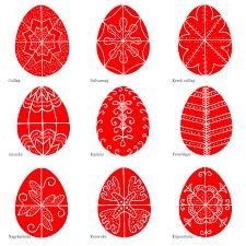 pysanky easter eggs larger version my favorite spoonflower