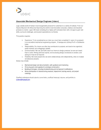 cover letter examples for engineering internships sample of cover