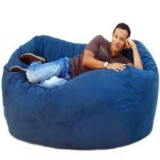 Oversize Bean Bag Chairs Giant Bean Bag Bed U2013 Http Www Arizonafallfrenzy Giant Bean With