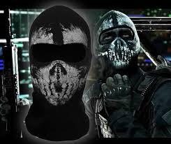 Grim Reaper Halloween Costume Grim Reaper Mask Skull Ghost Death Balaclava Airsoft