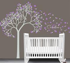 arbre chambre bébé stickers arbre chambre fille maison design bahbe com