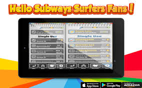 cheat for subway surfers prank android apps on google play