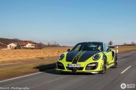 2017 porsche 911 turbo gt street r techart wallpapers 710 hp techart gtstreet r goes like stink looks amazing in first